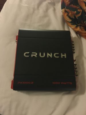 Crunch amp for Sale in Anaheim, CA
