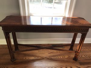 Buffet /. Sofa table for Sale in Washington Crossing, PA