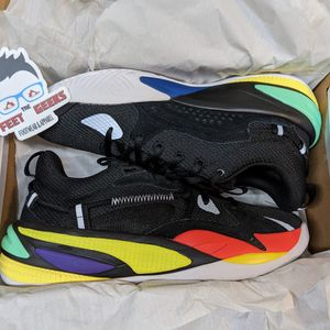 Puma x J Cole RS Dreamer Size 7.5 Men Shoes New with box for Sale in Cleveland, OH