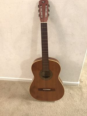 "Unbranded Classic Travel size 34"" guitar with nylon string for Sale in San Ramon, CA"