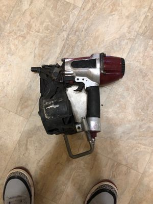 Interchange 15 degree coil nailer for Sale in Macomb, MI