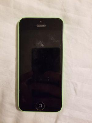 IPhone 5C Green Tmobile for Sale in Fairfax, VA