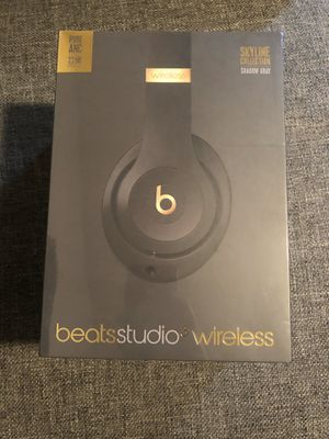 Beats Studios (Shadow Gray) for Sale in Sacramento, CA