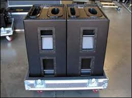 Nexo cd 12 dual 12 inch subwoofers pro Audio for Sale in San Diego, CA
