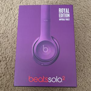Beats Solo 2 Royal Edition (Wired) for Sale in Tampa, FL