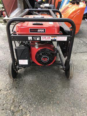 Predator 4000 Watt generator for Sale in Lynn, MA