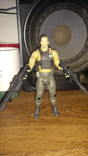 Rick Flag , From DC Comics Suicide Squad Action Figure Collectible for Sale in Manteca, CA