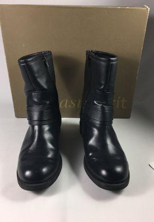 Easy Spirit Esyarona Moto Boots, Black, Women's Size 5.5 for Sale in Austin, TX