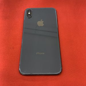 Iphone X 64GB Sprint Tmobile for Sale in Cleveland, OH