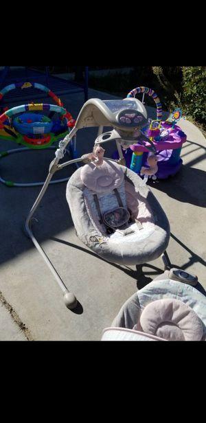Baby swing for Sale in Hesperia, CA