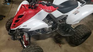2011 Yamaha raptor 700 quad for Sale in Maple Valley, WA