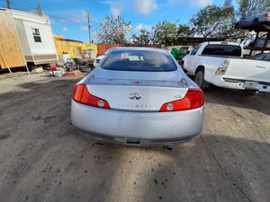 Infiniti G35 2007 only parts for Sale in Hialeah, FL