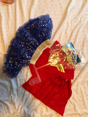Costume - Wonder Woman - 2T for Sale in Columbia, SC