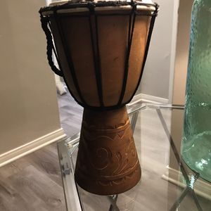 Handmade Bong Drum for Sale in San Diego, CA