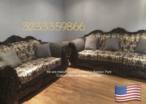 $980 brand new two pieces sofa set for Sale in San Fernando, CA