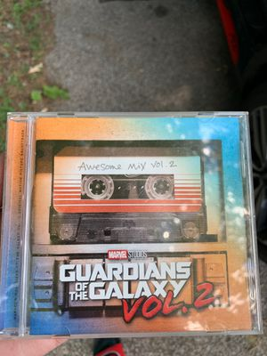 Guardians Of The Galaxy VOL.2 soundtrack for Sale in South Bend, IN
