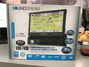 SoundStream CD Player Brand New in the box!! Negotiable!! for Sale in Baltimore, MD