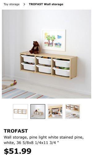 IKEA TROFAST storage/book shelves for Sale in Minneapolis, MN