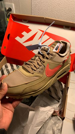 Nike Air Max 90 Off White for Sale in Fontana, CA