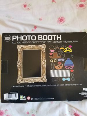 Photo booth props for Sale in San Diego, CA