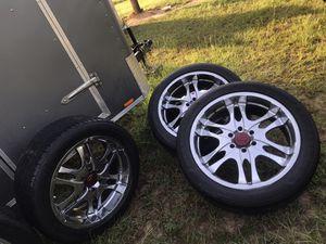 "22"" wheels 6 lug for Sale in Hawkins, TX"