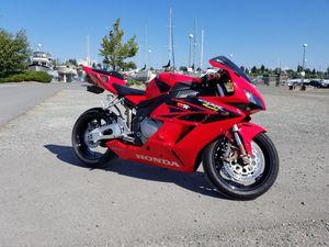 2005 HONDA CBR1000RR for Sale in Everett, WA