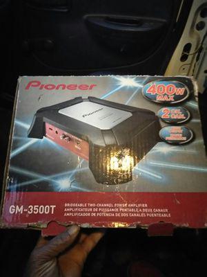 Pioneer Amplifier for Sale in Boston, MA