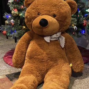 Giant Teddy Bear Dark Brown for Sale in San Diego, CA