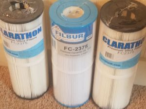 Hot tub filters for Sale in Sandy, UT