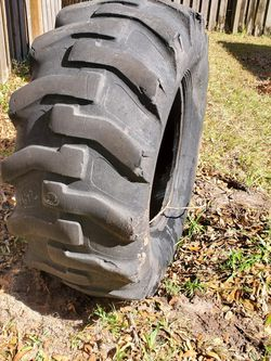 Tractor tire for Sale in Gainesville,  FL