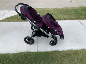 Baby Jogger City Select Double Stroller for Sale in Heath, TX