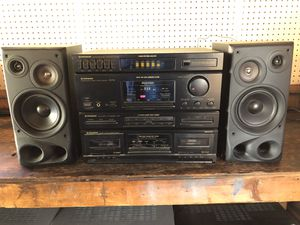 Stereo System - Pioneer Receiver and JVC Speakers for Sale in Mount Prospect, IL