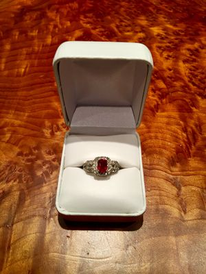 Ruby diamond ring for Sale in Rockville, MD