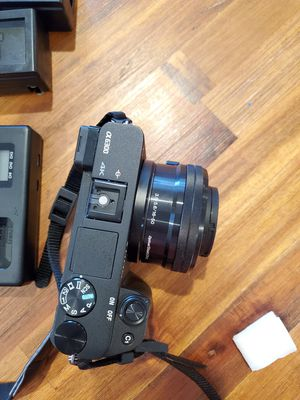 Sony A6300 for Sale in Corona, CA