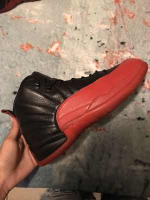 Jordan 12 flu game SIZE 10 for Sale in West Palm Beach, FL