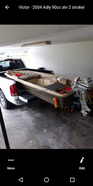 12' field and stream boat for Sale in BVL, FL