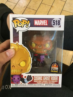 Cosmic Ghost Rider LACC Exclusive Funko Pop Marvel for Sale in Los Angeles, CA