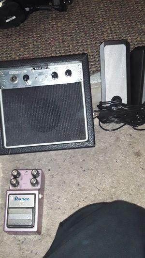 Amplifier, ibanrz for Sale in Petersburg, KY