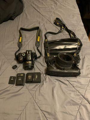 Nikon D5200 dslr for Sale in Downey, CA