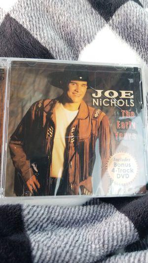 Joe nichols cd for Sale in Piney Flats, TN