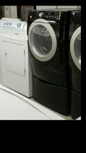 HUGE SALE LIKE NEW!! NICE REFURBISHED REFRIGERATOR ☀WASHER 🌷DRYER🌲 STOVE🌸 STACKABLE🌺 FREE WARRANTY-FINANCING AVAILABLE AND for Sale in Seattle, WA