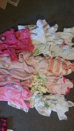 9 month girl clothes for Sale in Marengo, OH