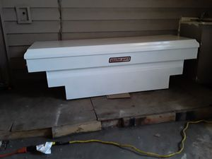 Weather guard tool box for small truck for Sale in Modesto, CA