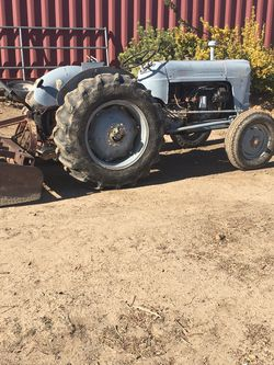 Oliver Tractor for Sale in Phelan,  CA