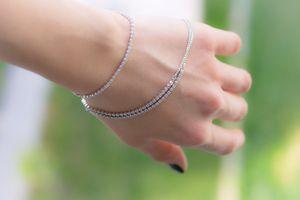Pandora Tennis Bracelet for Sale in Silver Spring, MD