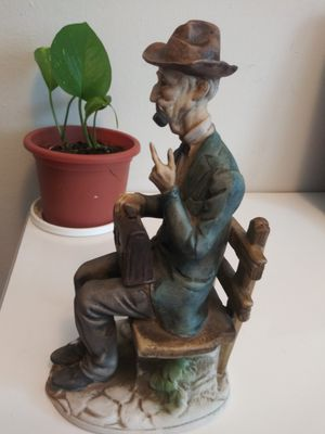 Figurine porcllane old man for Sale in Queens, NY