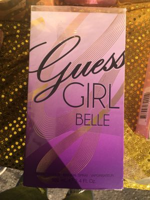 Guess Girl Belle Perfume New and Authentic for Sale in Los Angeles, CA