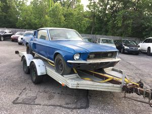 1968 Ford Mustang fastback 90000 for Sale in Cleveland, OH