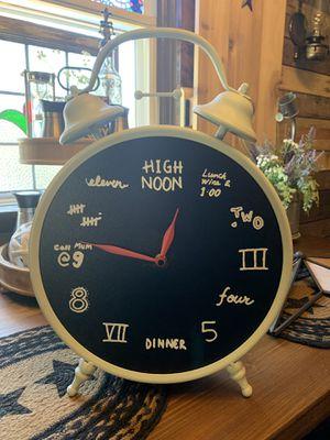 Big clock for Sale in Portsmouth, VA