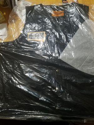 Black Denim Motorcycle Vest for Sale in Allentown, PA